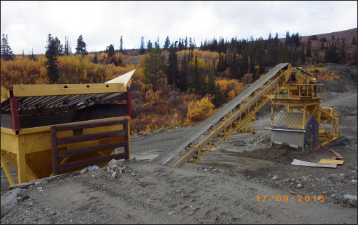 Bc Yukon Turnkey Placer Mine For Sale